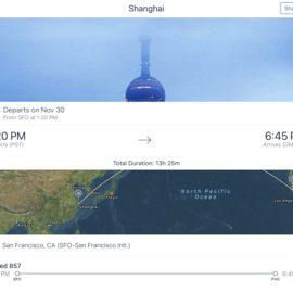 Shanghai bound Nov 30-Dec 18