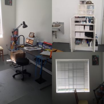 New Studio in the Mission!